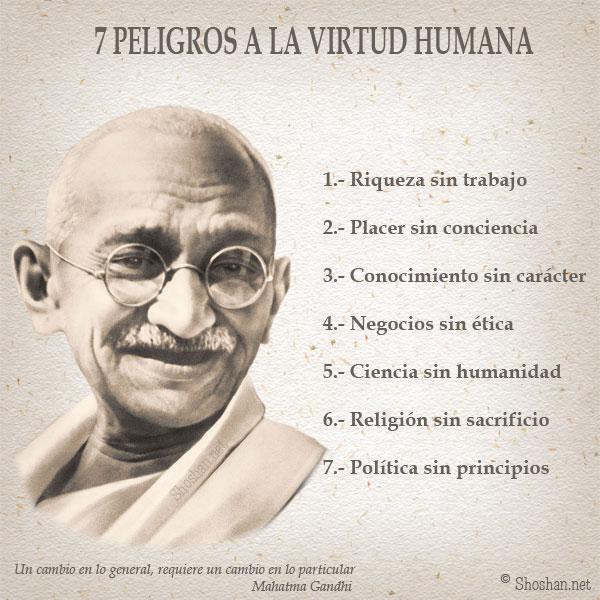 Gandhi Frases 6