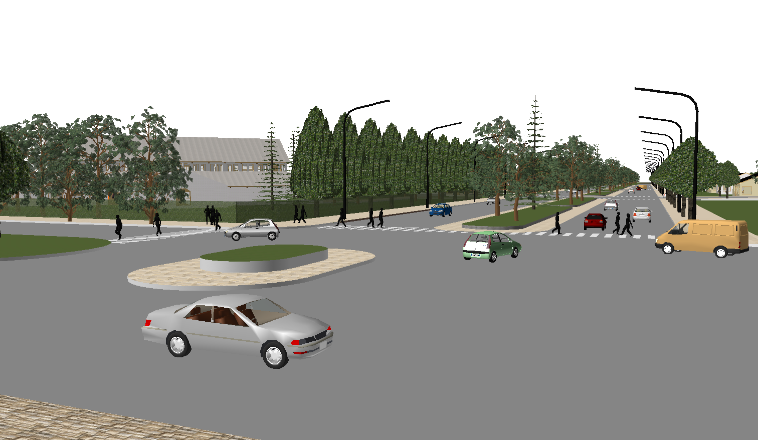 Avenida a Trevelin 3